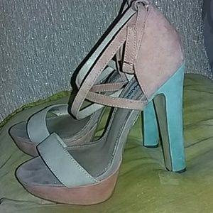 Steve Madden Pastel Heels